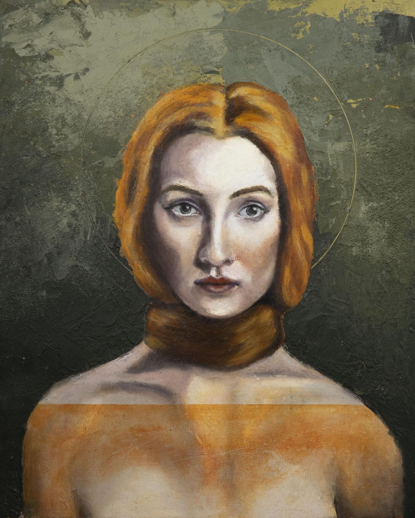 André Romijn portrait painter
