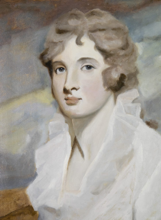 Study of Miss Eleanor Urquhart after Raeburn