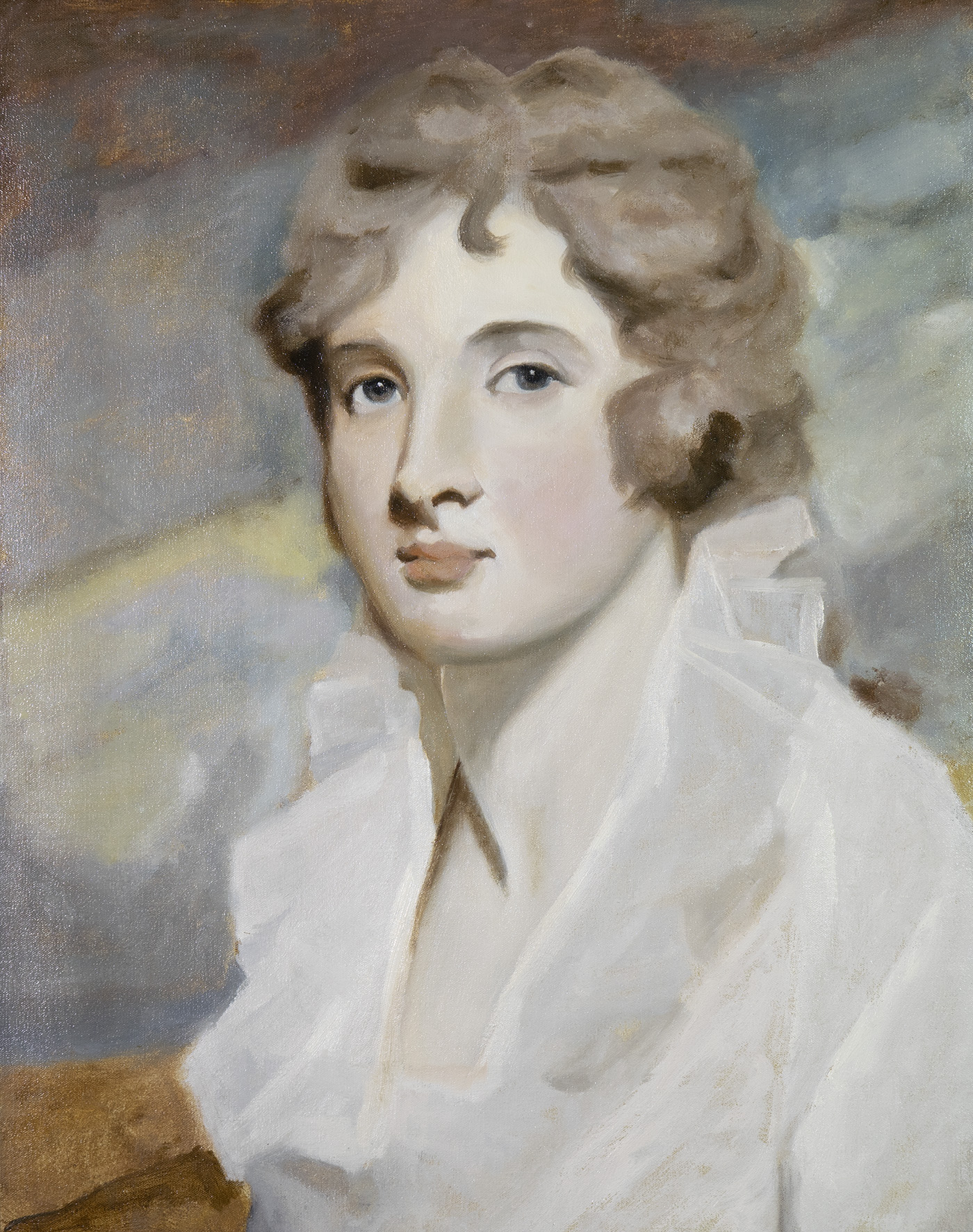 Study of Miss Eleanor Urquhart after Raeburn