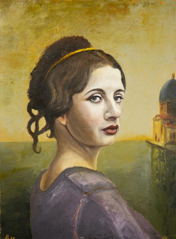 venice portrait
