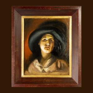 Portrait after alois erdtelt byAndré Romijn Artist portrait painter
