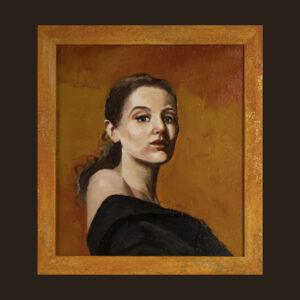 The Orange Girl by André Romijn